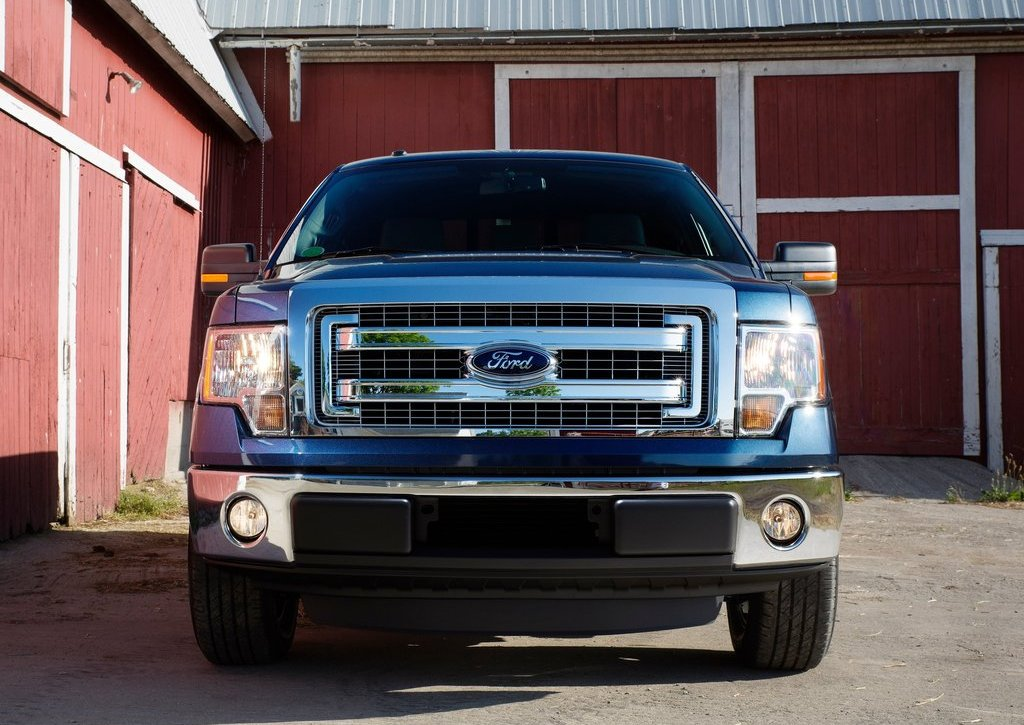 2013 Ford F 150 Front (Photo 8 of 16)