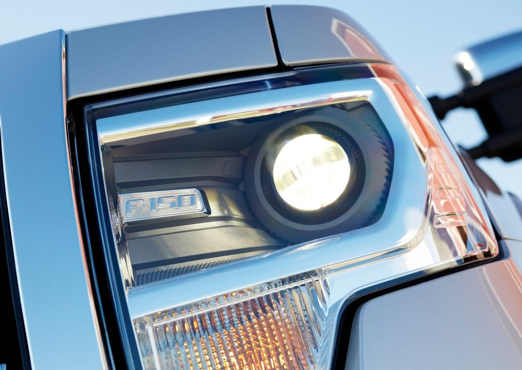 2013 Ford F 150 Head Lamp (Photo 11 of 16)