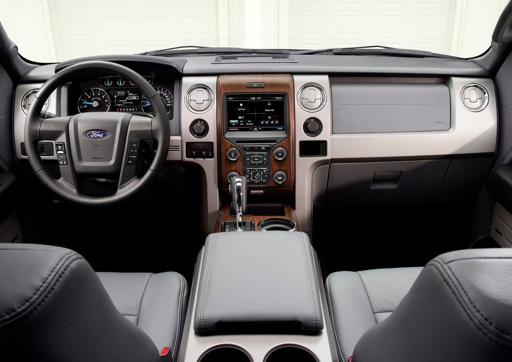 2013 Ford F 150 Interior (Photo 13 of 16)