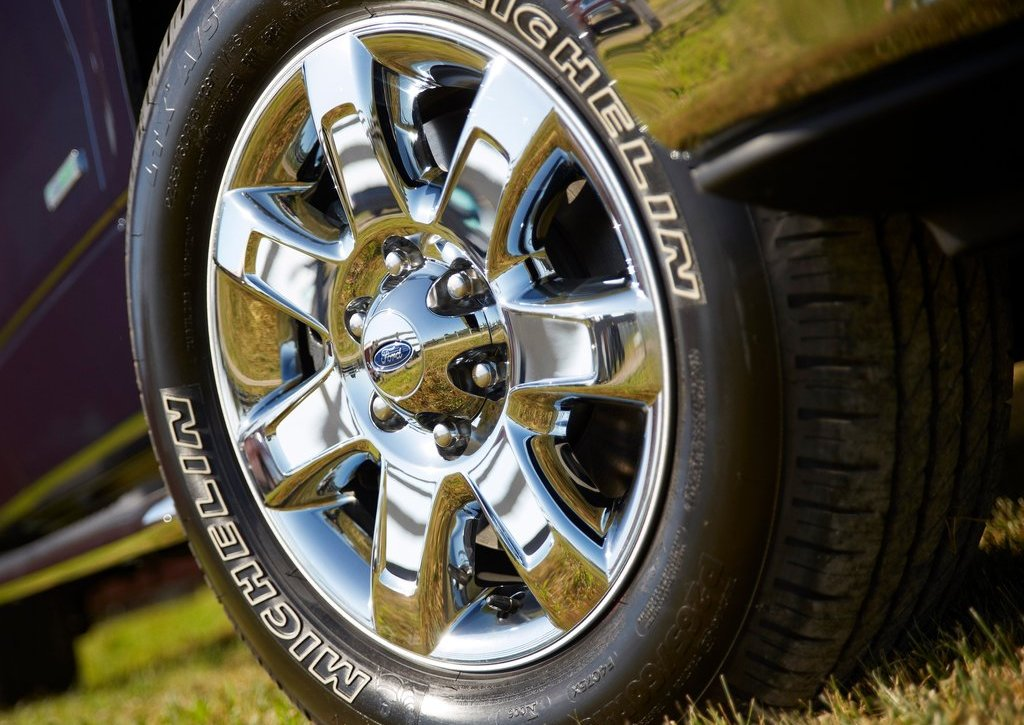 2013 Ford F 150 Wheels (Photo 16 of 16)
