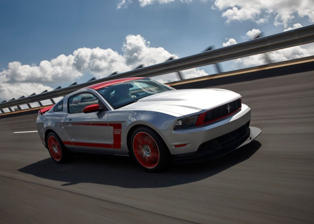 2013 Ford Mustang Boss 302 Laguna Seca (Photo 1 of 21)
