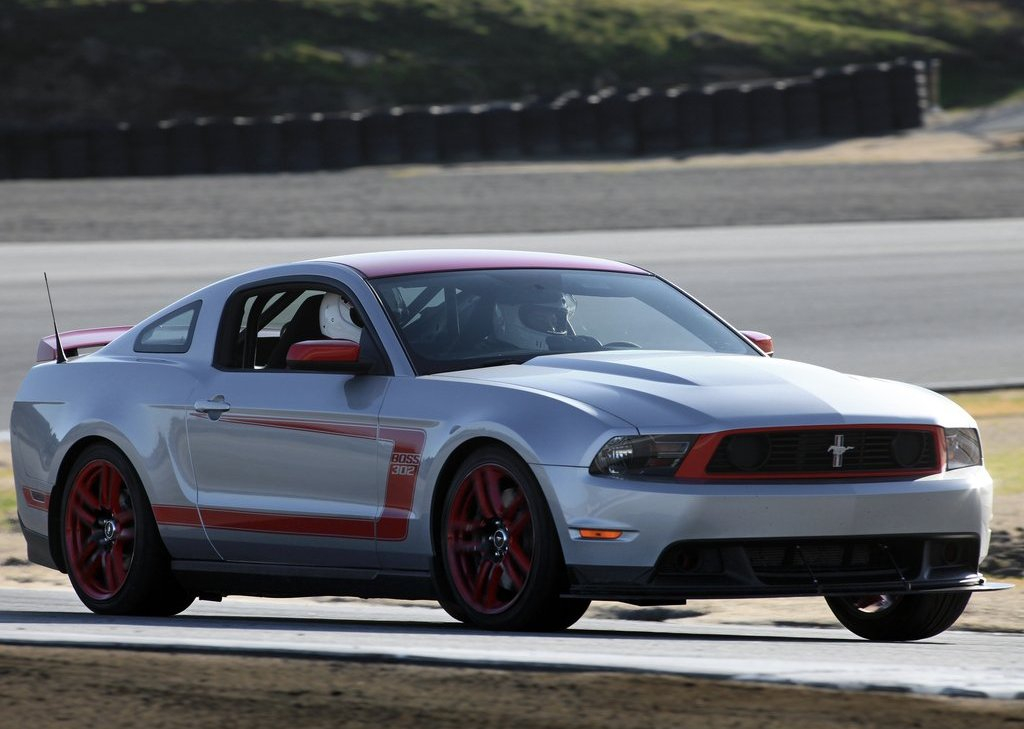 2013 Ford Mustang Boss 302 Laguna Seca (Photo 2 of 21)
