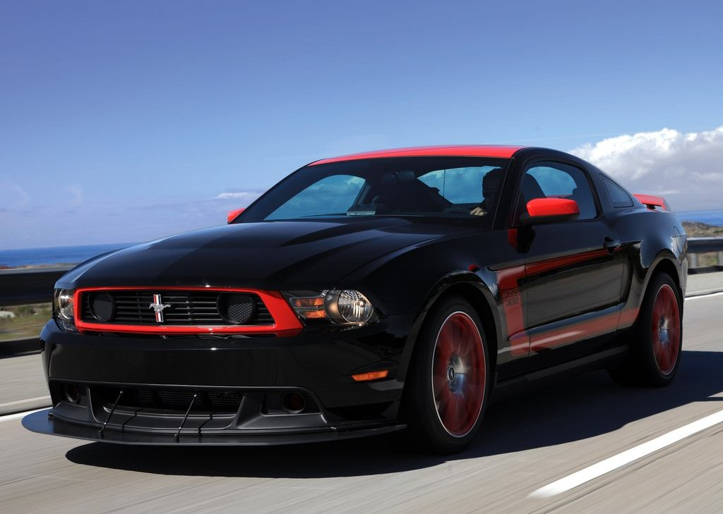 2013 Ford Mustang Boss 302 Laguna Seca (Photo 3 of 21)