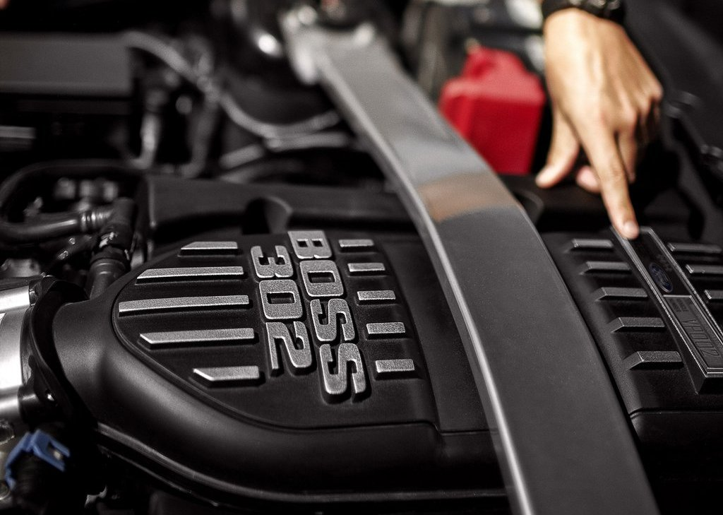 2013 Ford Mustang Boss 302 Laguna Seca Engine (Photo 7 of 21)