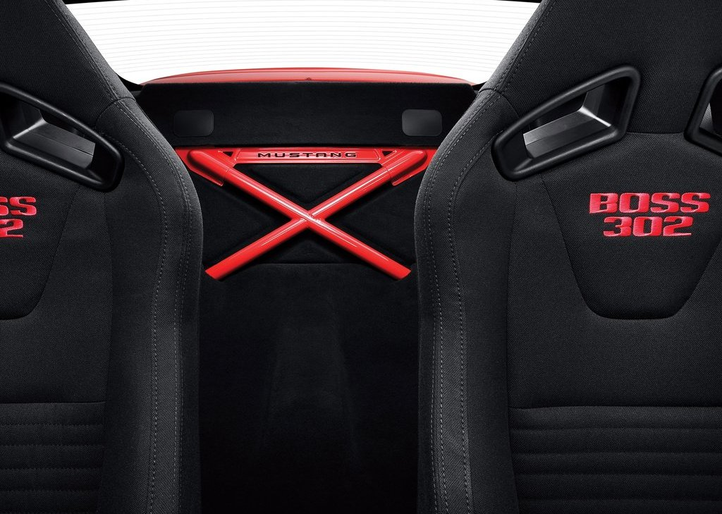 2013 Ford Mustang Boss 302 Laguna Seca Seat (Photo 19 of 21)