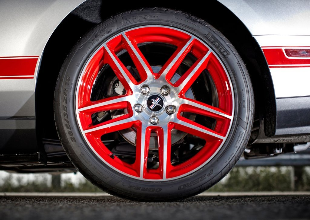 2013 Ford Mustang Boss 302 Laguna Seca Wheels (Photo 21 of 21)