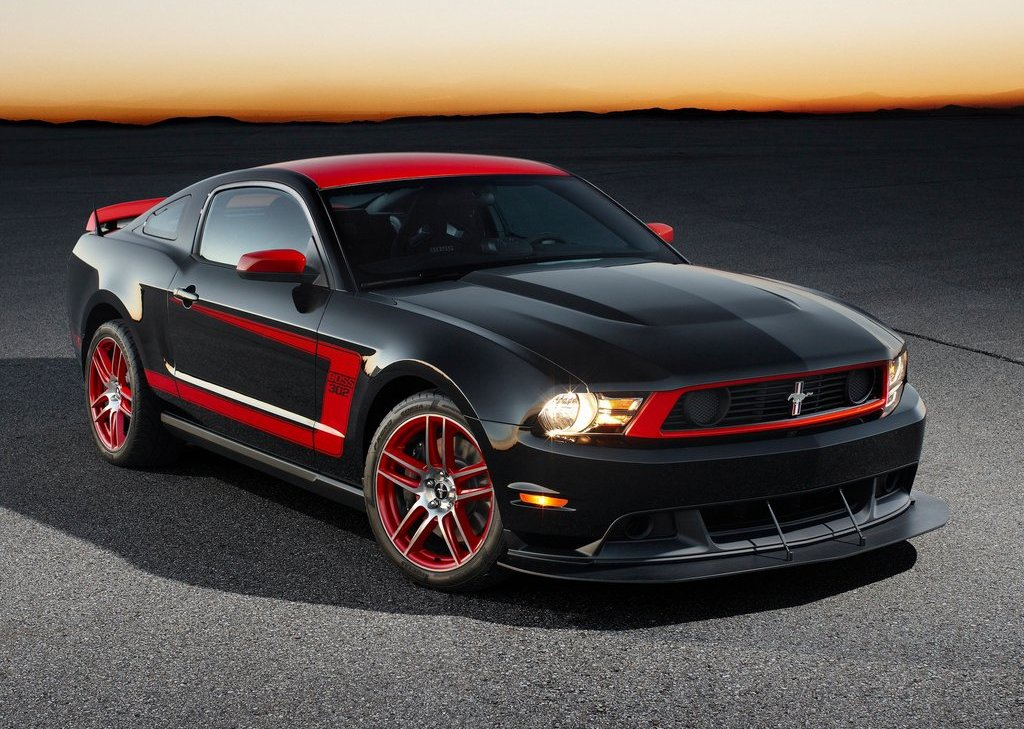 Featured Image of 2013 Ford Mustang Boss 302 Laguna Seca Alley Edition