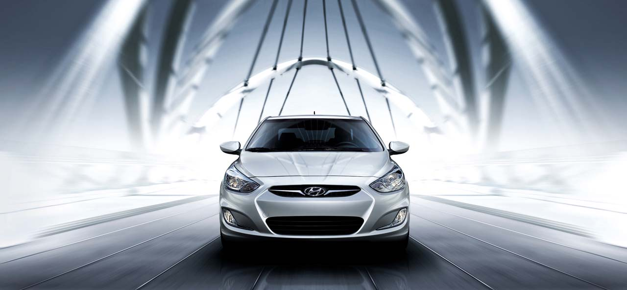 2013 Hyundai Accent Front (Photo 6 of 18)