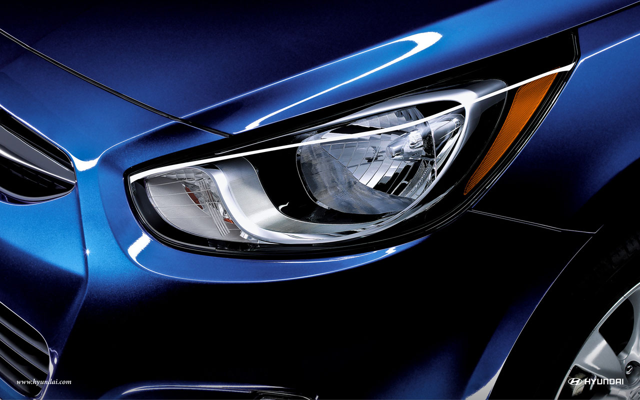 2013 Hyundai Accent Head Lamp (View 6 of 18)