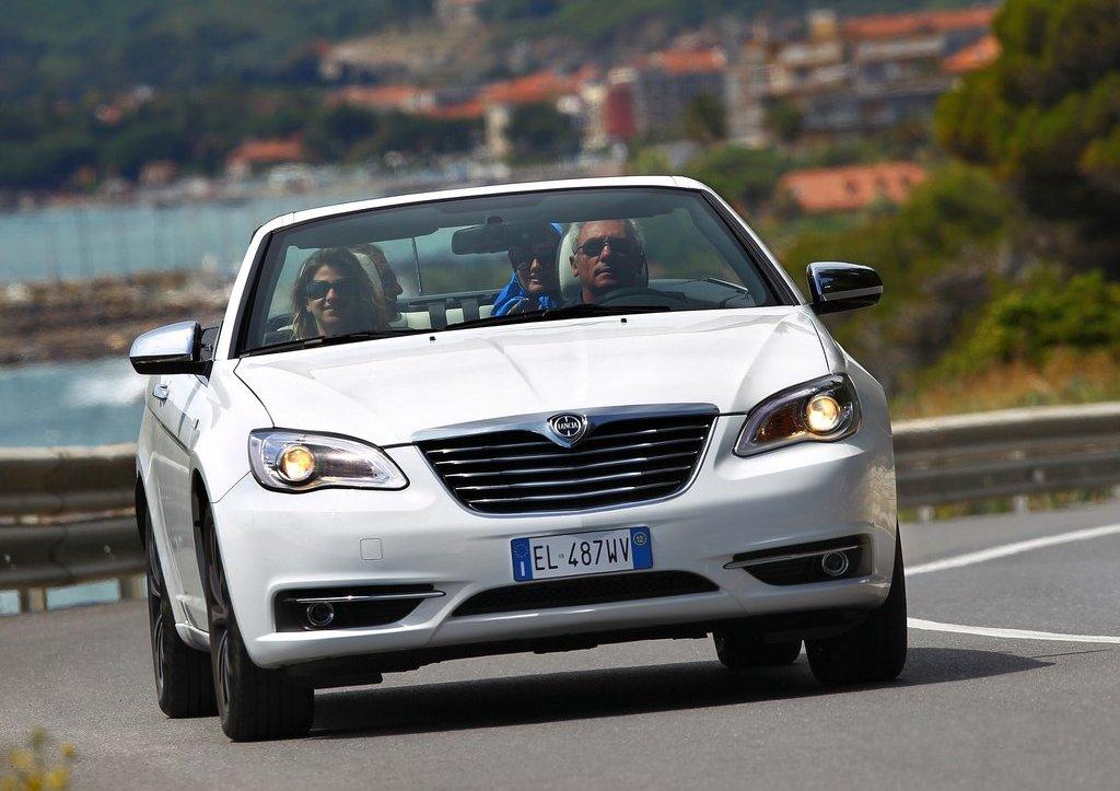 2013 Lancia Flavia Front (Photo 5 of 14)