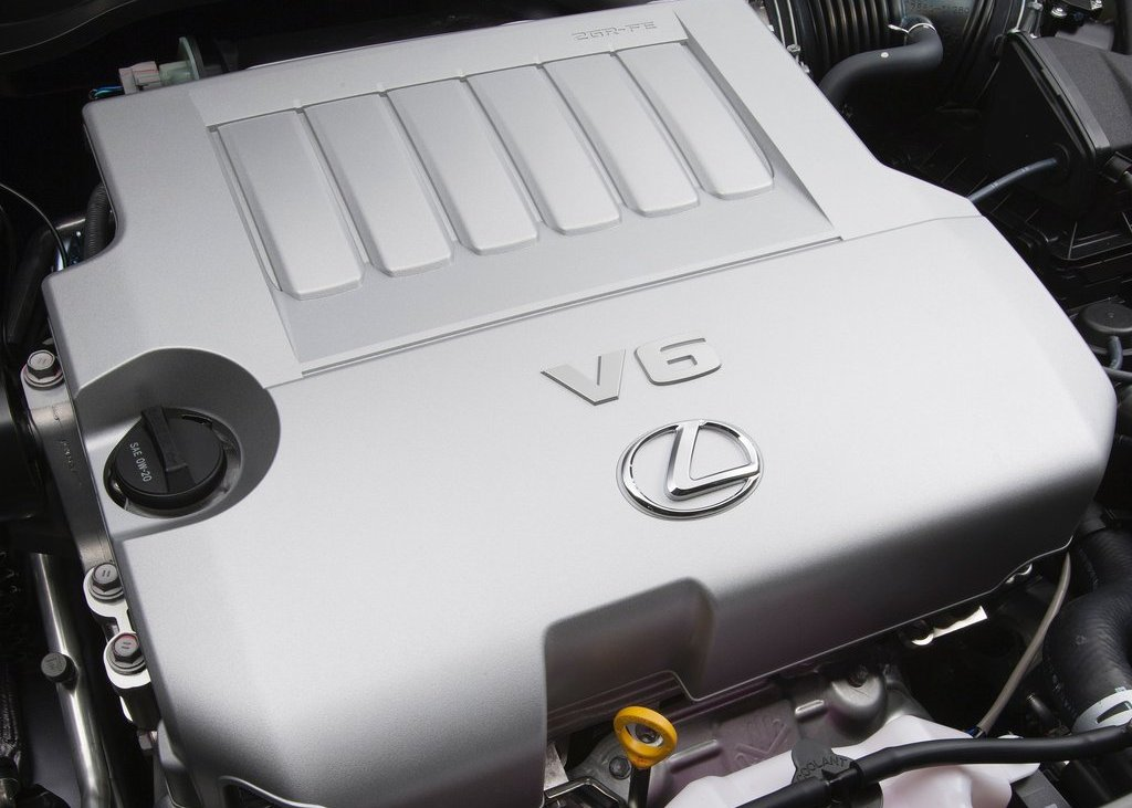 2013 Lexus ES350 V6 Engine (Photo 14 of 15)