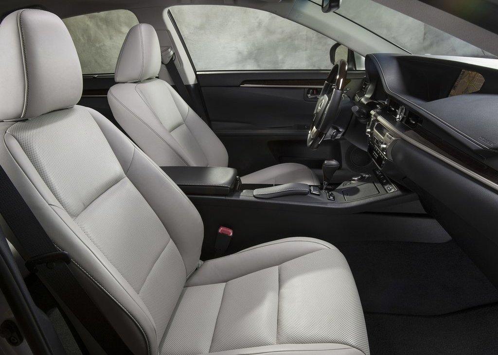 2013 Lexus ES350 Front Seat (View 3 of 15)