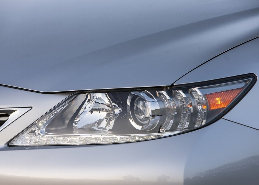 2013 Lexus ES350 Head Lamp (View 5 of 15)