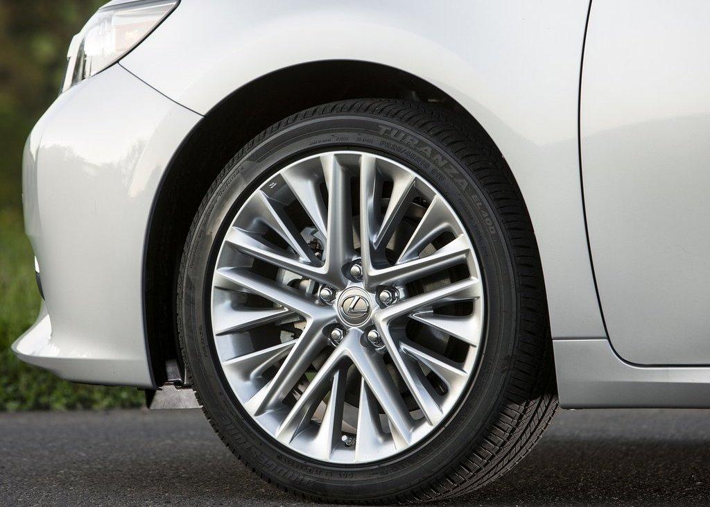 2013 Lexus ES350 Wheels (View 14 of 15)