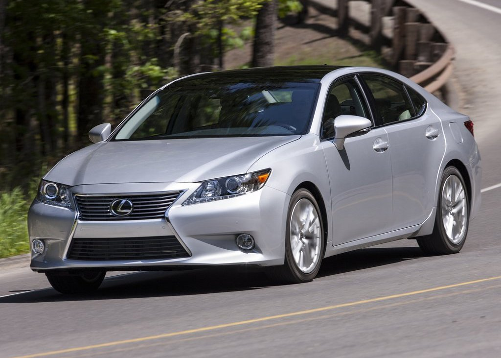 Featured Image of 2013 Lexus ES350 And Lexus ES300Hybrid New Car
