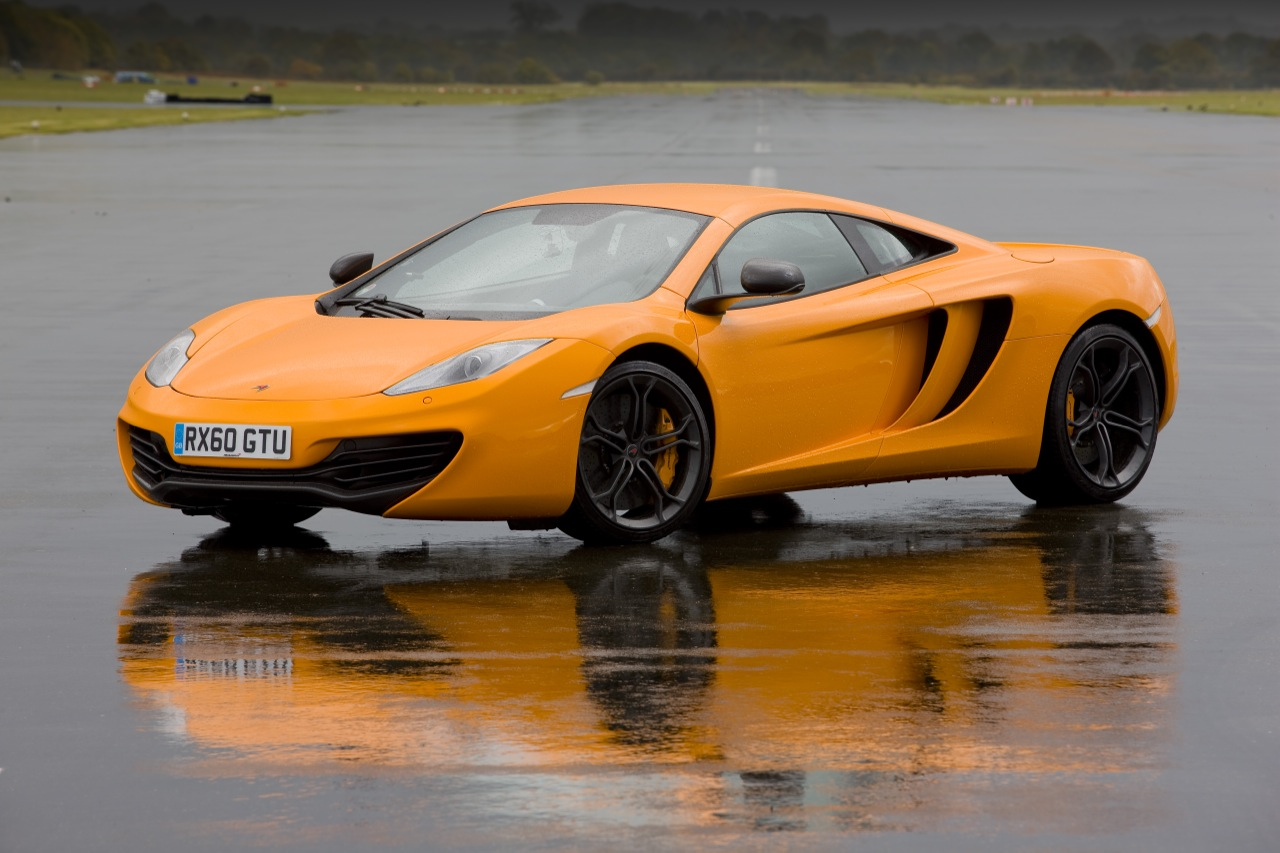 Featured Image of 2013 McLaren MP4 12C Gets Many Upgrade