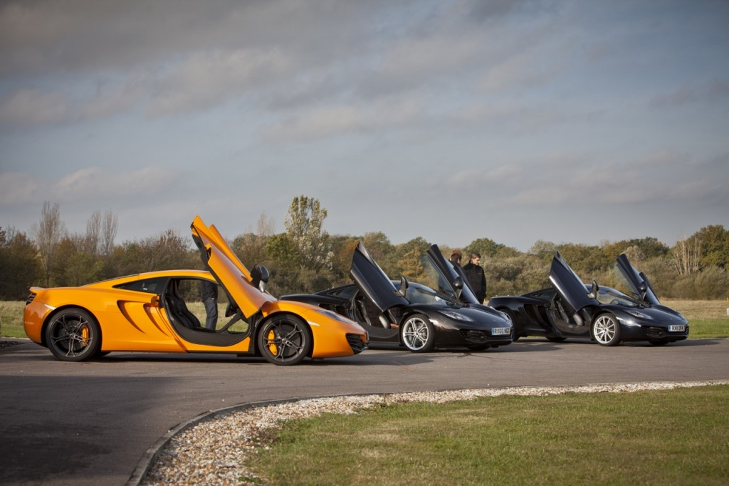 Featured Image of 2013 McLaren MP4 12C At Goodwood Festival Of Speed