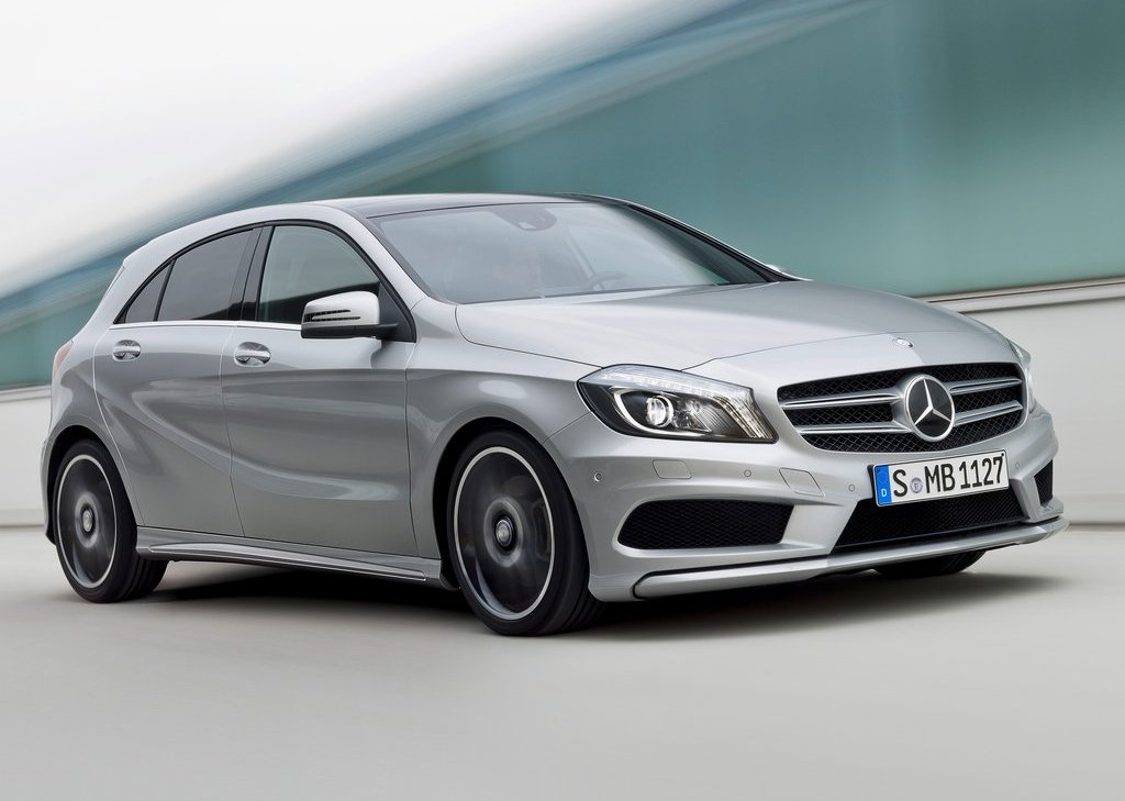 2013 Mercedes Benz A Class (Photo 3 of 21)