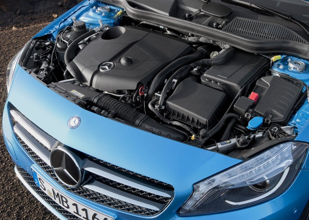 2013 Mercedes Benz A Class Engine (Photo 8 of 21)