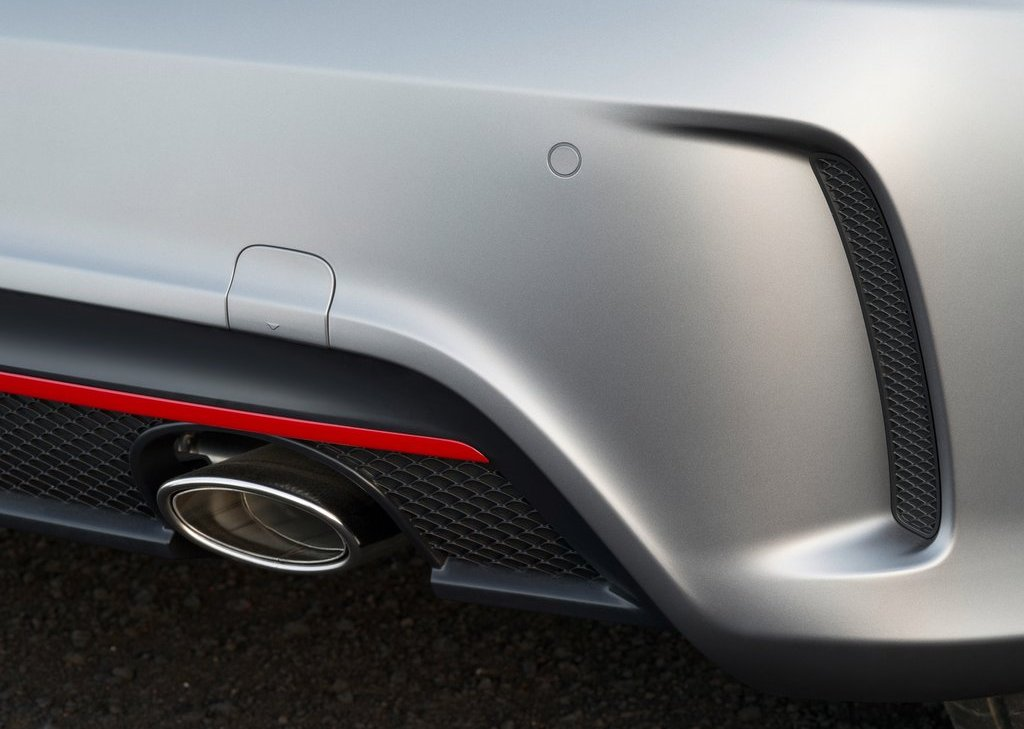 2013 Mercedes Benz A Class Exhaust (Photo 9 of 21)