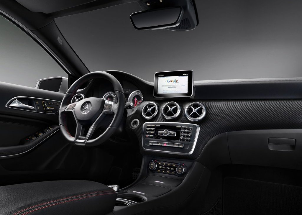 2013 Mercedes Benz A Class Interior (Photo 13 of 21)
