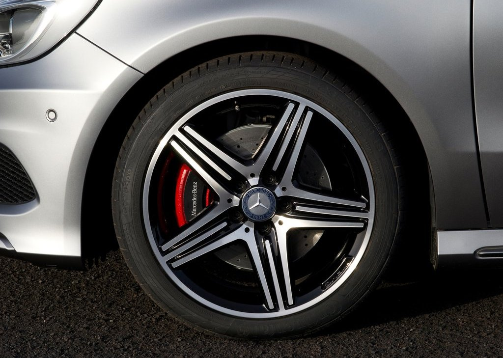 2013 Mercedes Benz A Class Wheels (Photo 21 of 21)