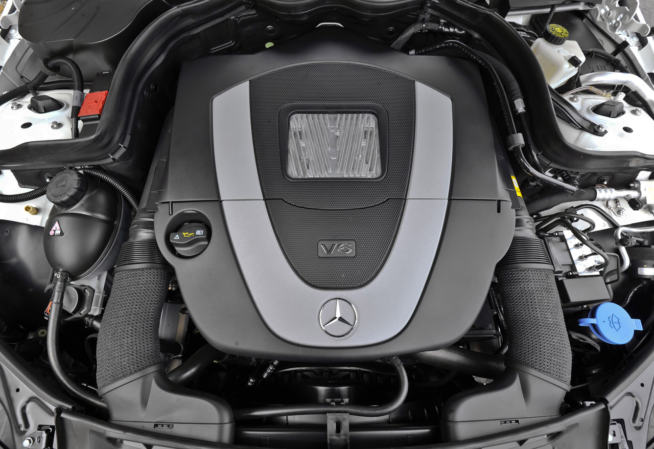 2013 Mercedes Benz C300 4Matic Engine (Photo 4 of 7)