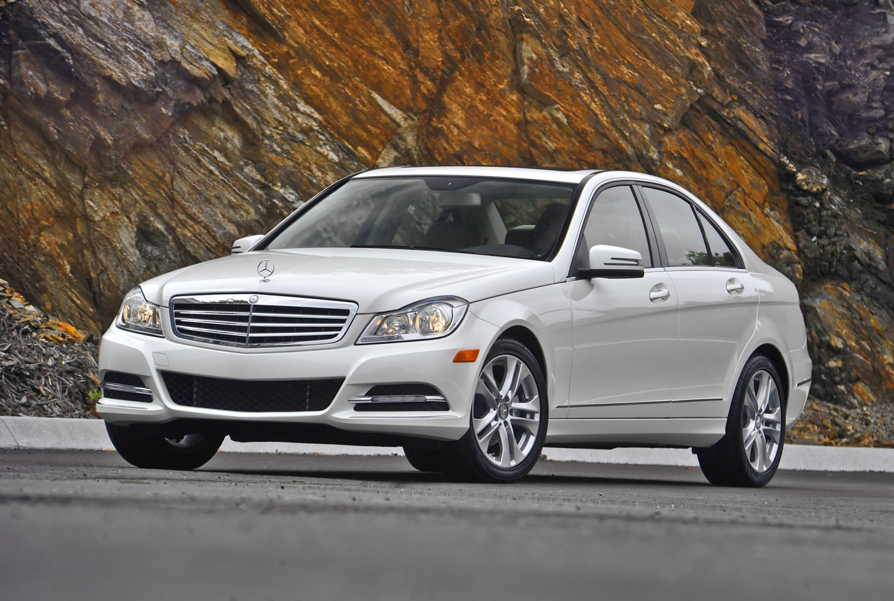 Featured Image of 2013 Mercedes Benz C300 4Matic Gets Increase Power