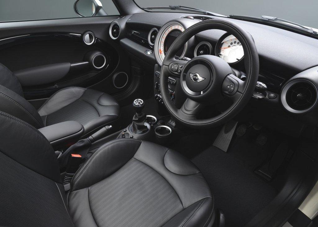 2013 Mini Clubvan Interior (View 2 of 8)