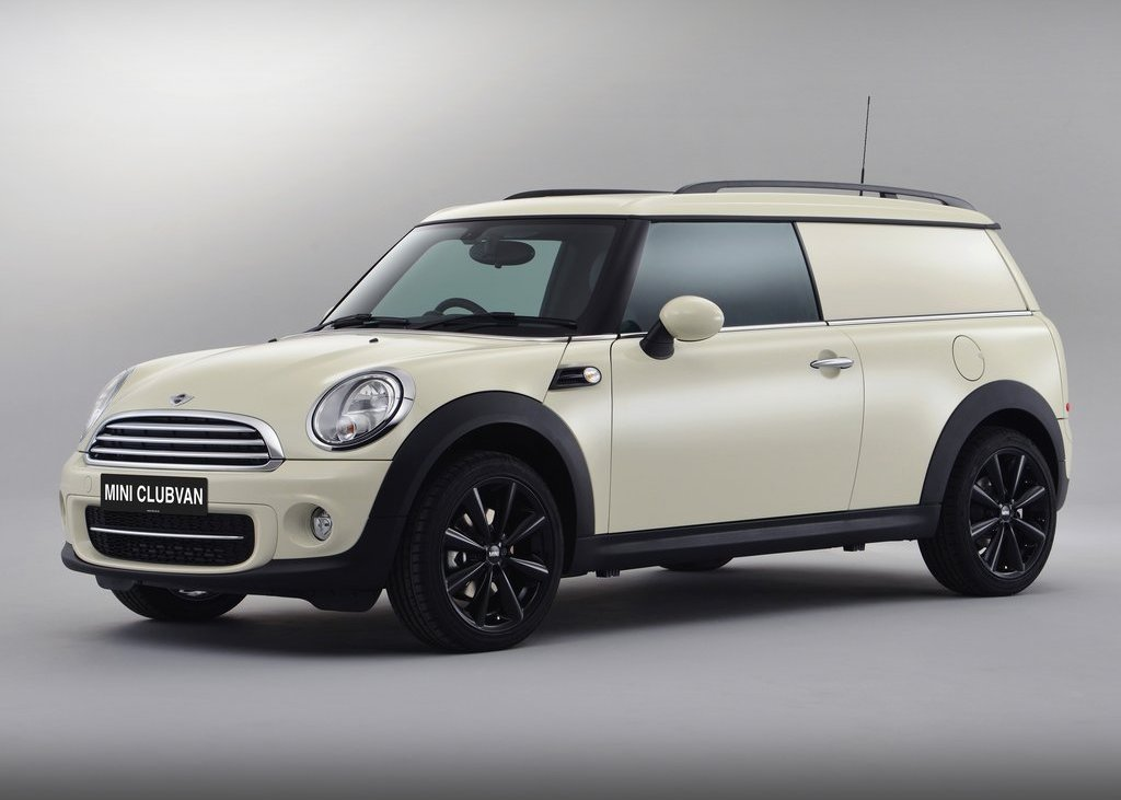 Featured Image of 2013 Mini Clubvan Unveiled At Goodwood Festival Of Speed