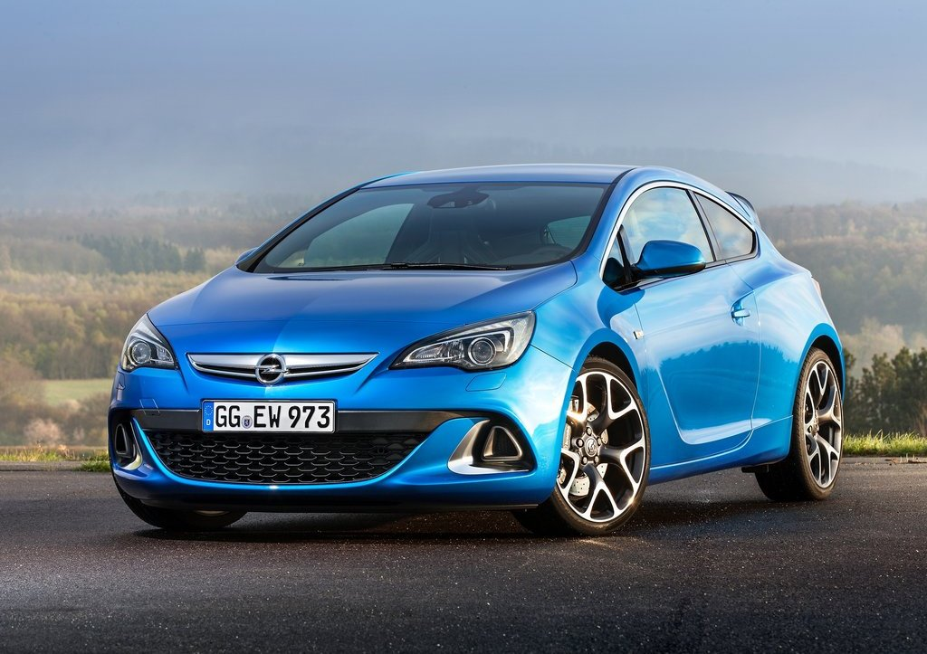2013 Opel Astra OPC (Photo 1 of 16)