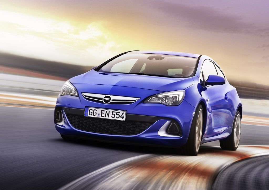 2013 Opel Astra OPC (Photo 2 of 16)