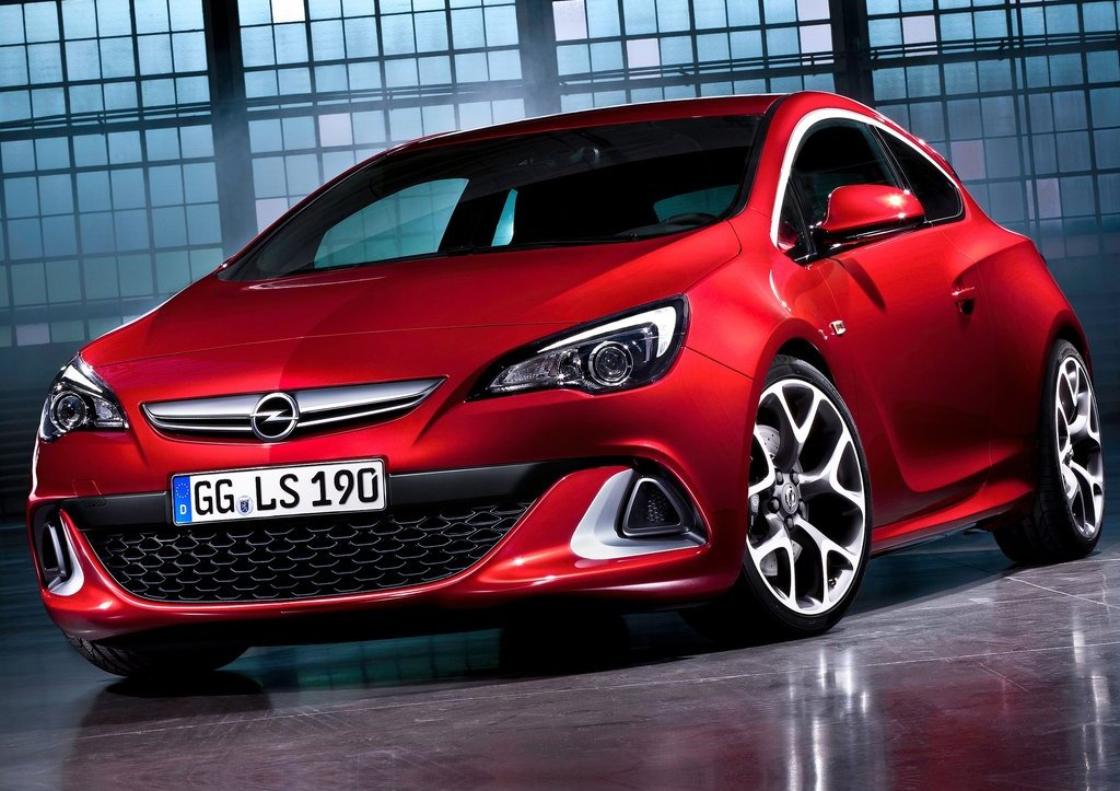 2013 Opel Astra OPC (Photo 3 of 16)