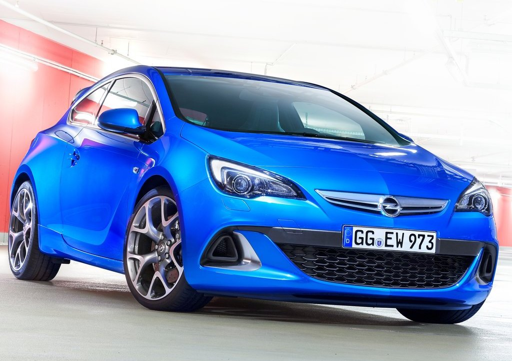 2013 Opel Astra OPC (Photo 4 of 16)
