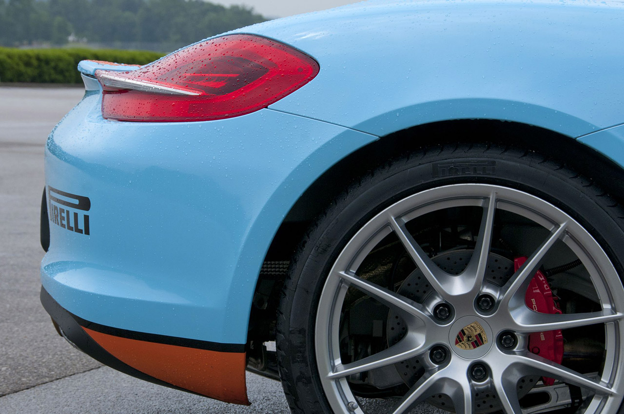 2013 Porsche Boxster S Behind (View 1 of 15)