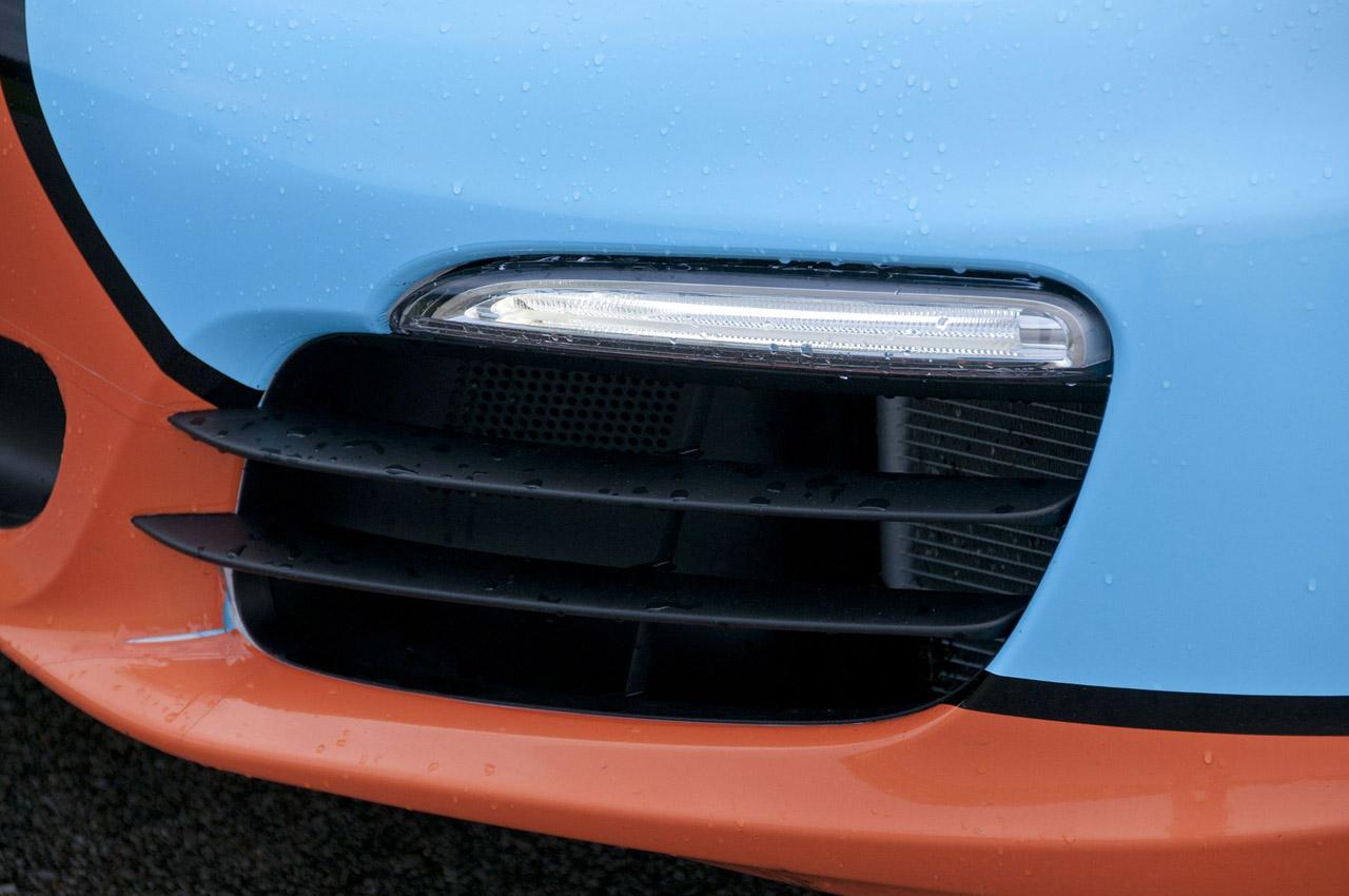 2013 Porsche Boxster S Bumper (Photo 3 of 15)