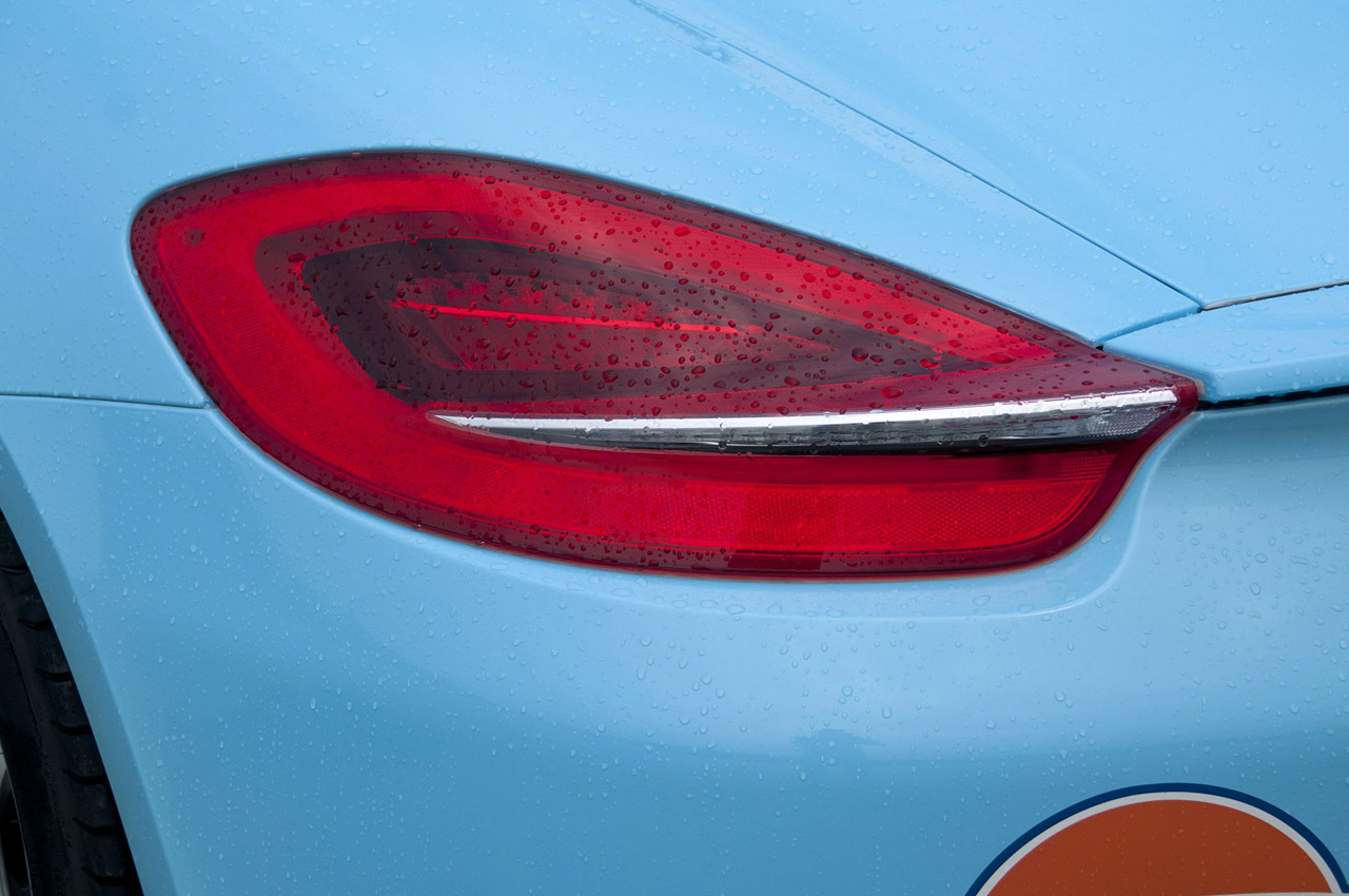 2013 Porsche Boxster S Tail Lamp (Photo 13 of 15)