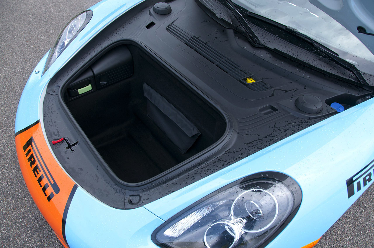 2013 Porsche Boxster S Trunk (View 13 of 15)