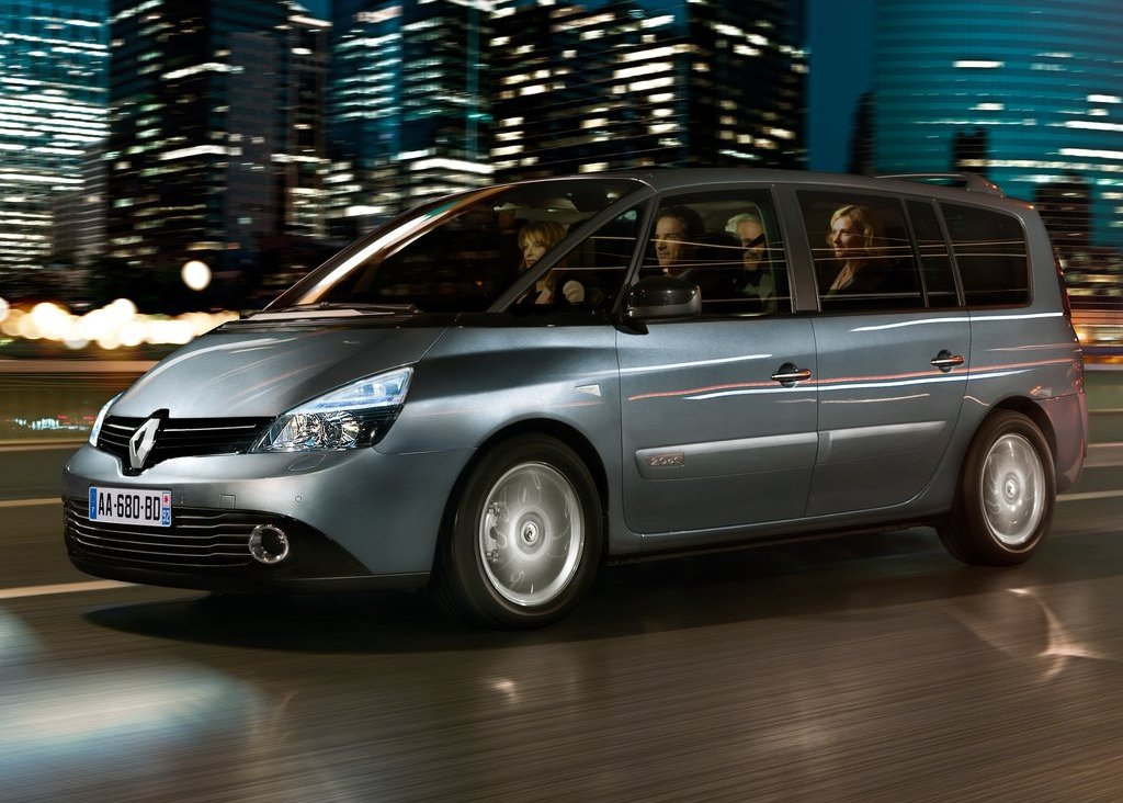 Featured Image of 2013 Renault Espace Review