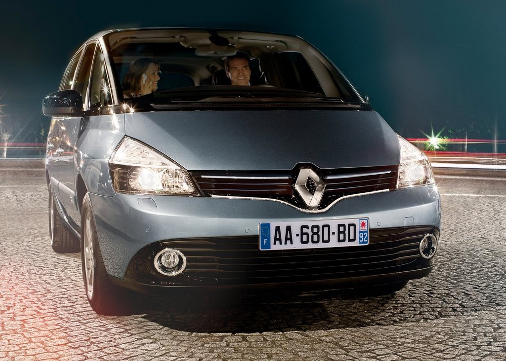 2013 Renault Espace Front (Photo 2 of 7)