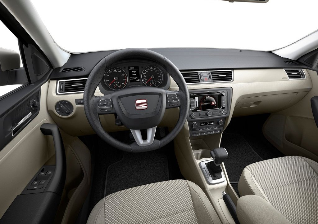 2013 Seat Toledo Interior (View 2 of 7)