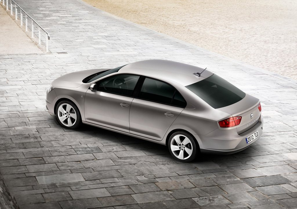 2013 Seat Toledo Top View (View 6 of 7)