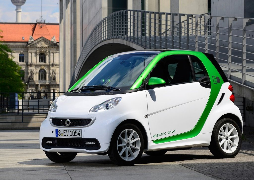 Featured Image of 2013 Smart Fortwo Electric Drive