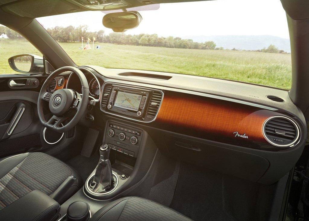 2013 Volkswagen Beetle Fender Edition Interior (View 1 of 4)