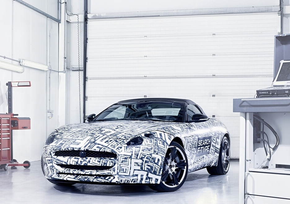 Featured Image of 2014 Jaguar F Type Gets
