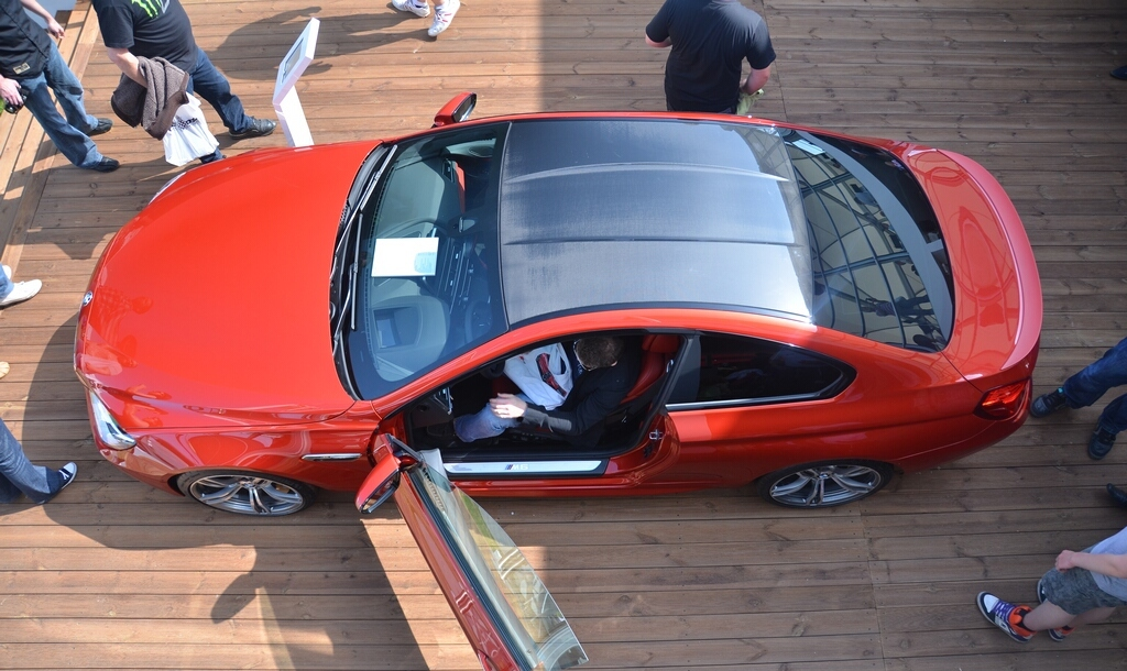 BMW Cars At 2012 Goodwood Festival Of Speed (Photo 9 of 11)