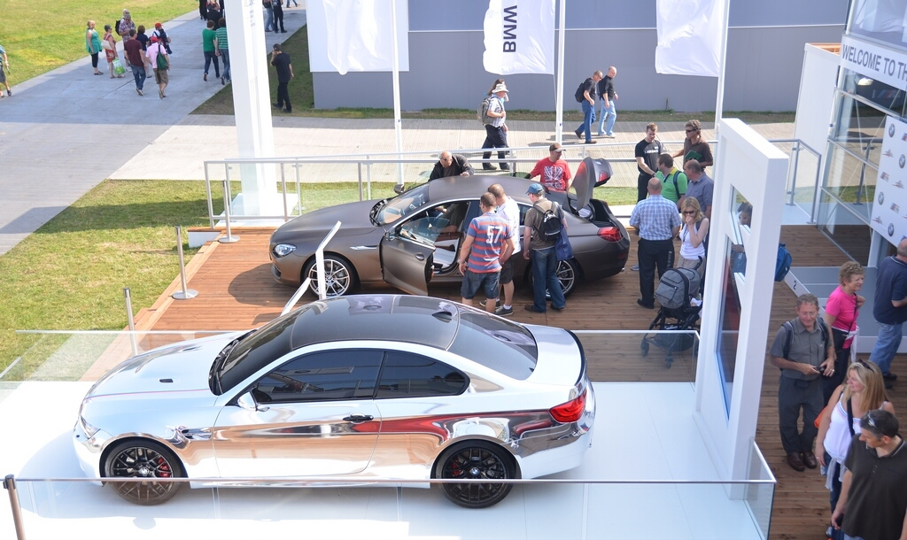 BMW Cars At 2012 Goodwood Festival Of Speed (View 10 of 11)