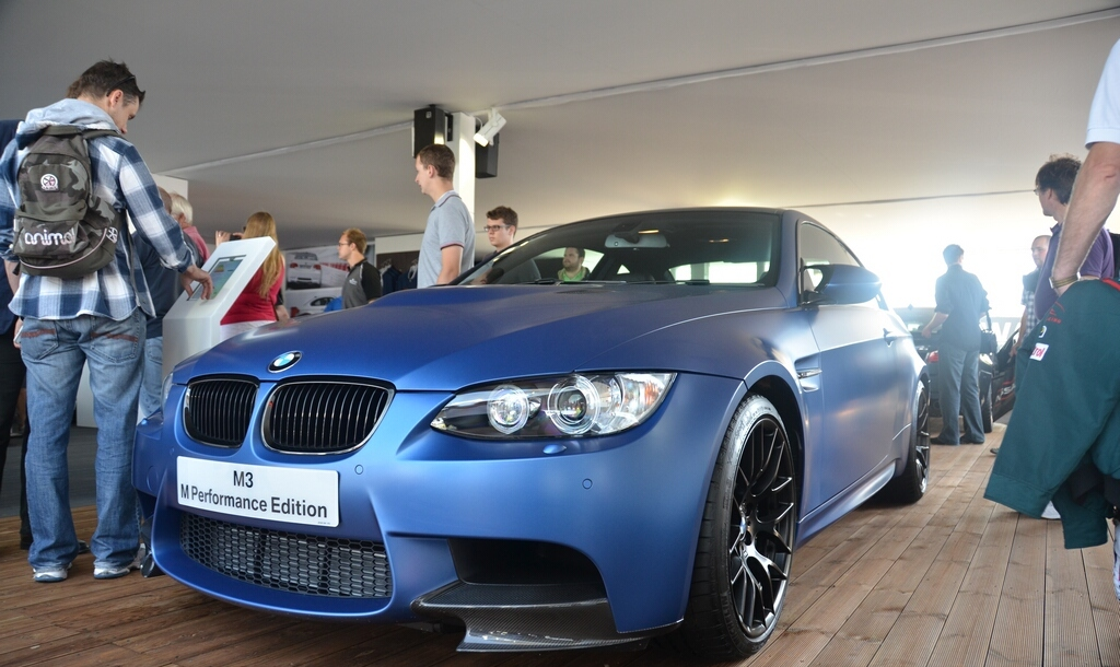 BMW Cars At 2012 Goodwood Festival Of Speed (Photo 1 of 11)