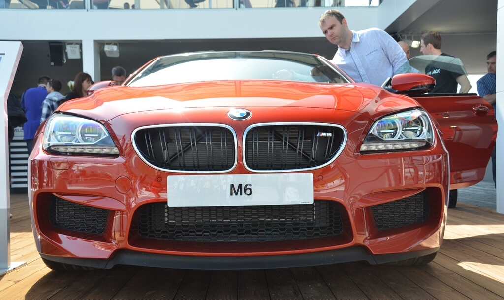 BMW Cars At 2012 Goodwood Festival Of Speed (View 2 of 11)
