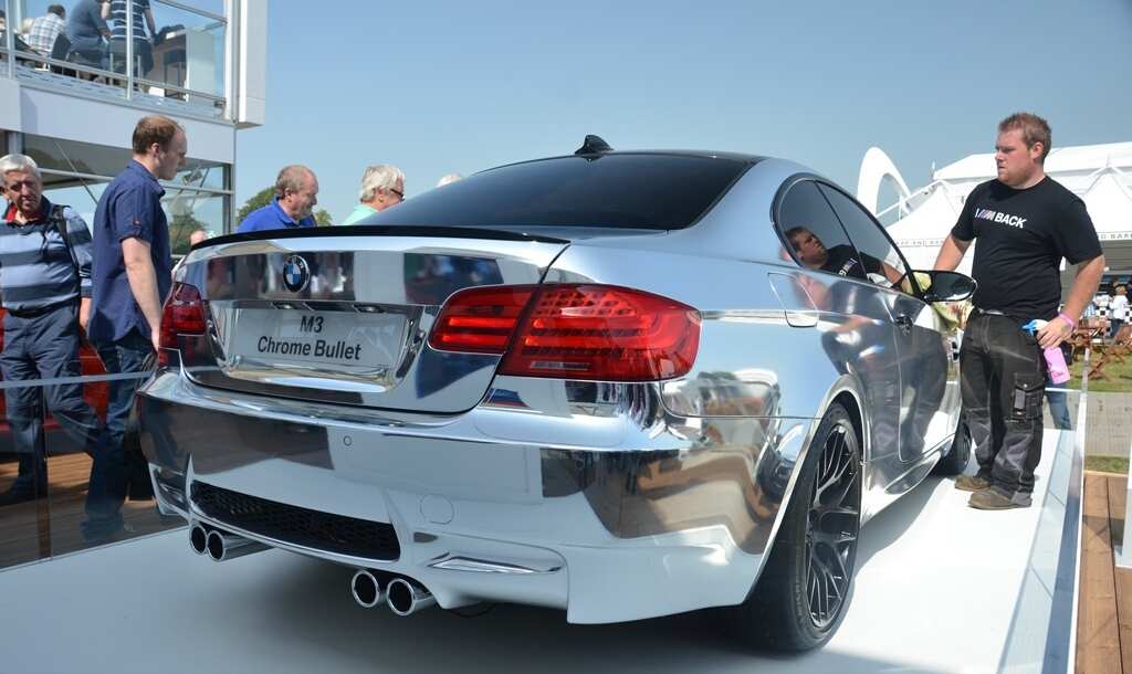 BMW Cars At 2012 Goodwood Festival Of Speed (Photo 3 of 11)